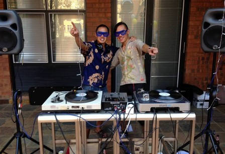 Double Dragon DJ Duo