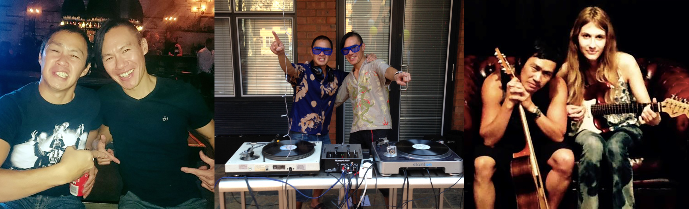 Double Dragon DJ Duo South African DJs