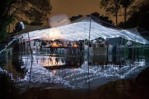 Event Planning 8 Wedding Marquee Rain theSQUAD