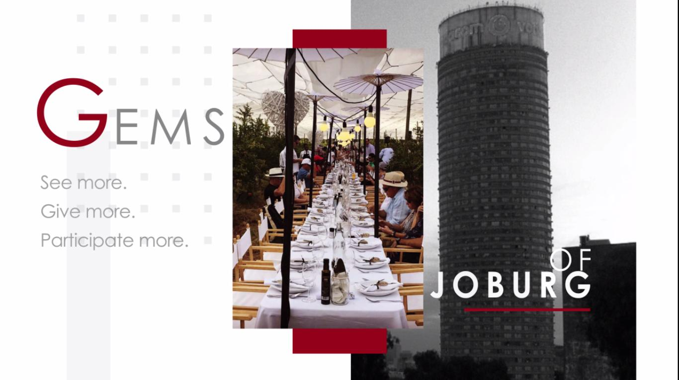 Gems of Joburg