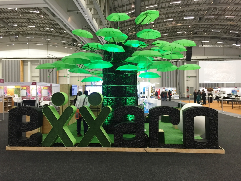 Exhibition Stand Tree : How to make an exhibition stand memorable