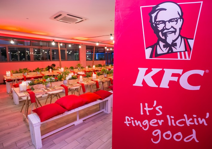 KFC Taste Kitchen Media Launch thesquad Creative Events
