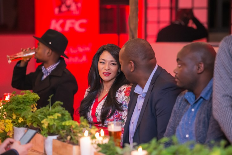 KFC Taste Kitchen thesquad Creative Events