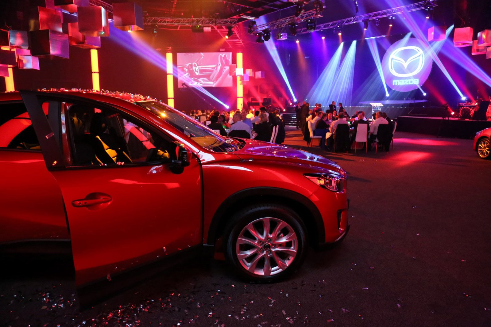 Mazda-car-launch by theSQUAD.co.za;