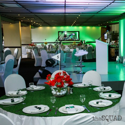 Thesquad rectron gallery the squad events company for Home decor johannesburg