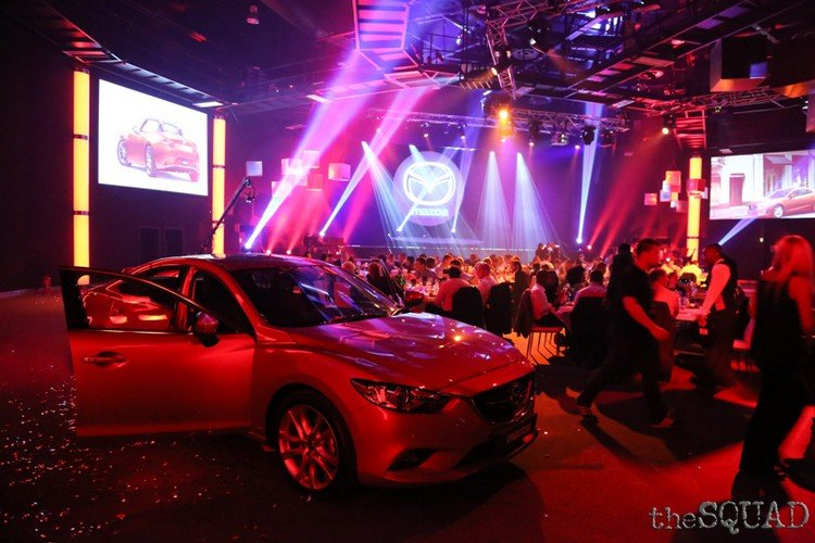 Mazda Car Launch
